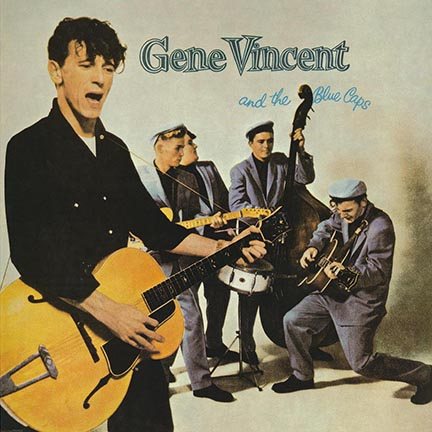 Gene Vincent/AND THE BLUE CATS (180g) LP