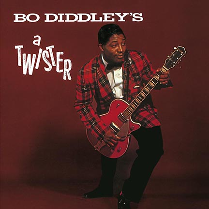Bo Diddley/IS A TWISTER (180g) LP