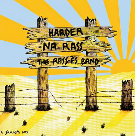 Prince Jammy & Rass Ess/HARDER NA RAS LP
