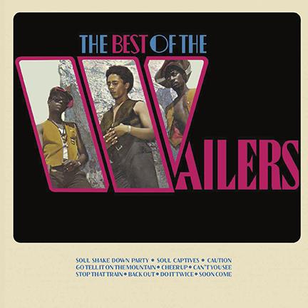 Wailers (Marley)/BEST OF (BEVERLEY'S) LP