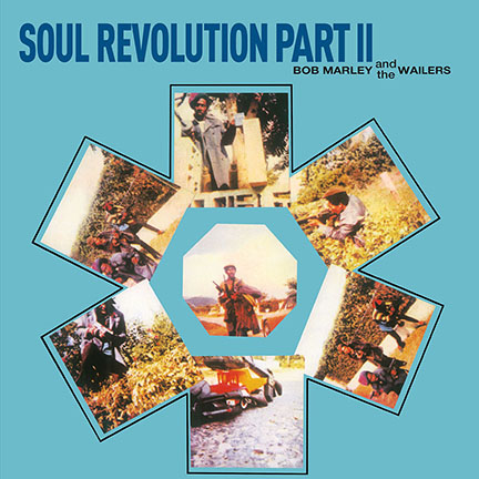 Bob Marley/SOUL REVOLUTION PT 2 LP