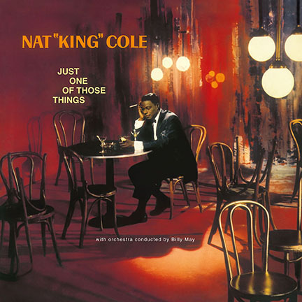 Nat King Cole/JUST ONE OF THOSE THING LP