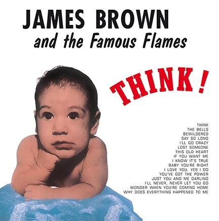 James Brown/THINK! (180g) LP