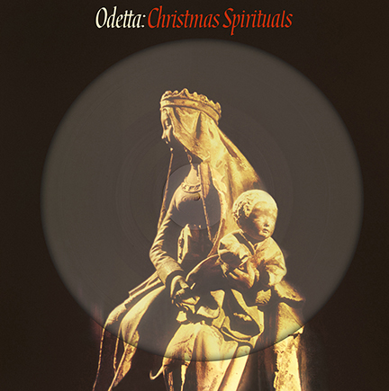 Odetta/CHRISTMAS SPECIAL PIC LP