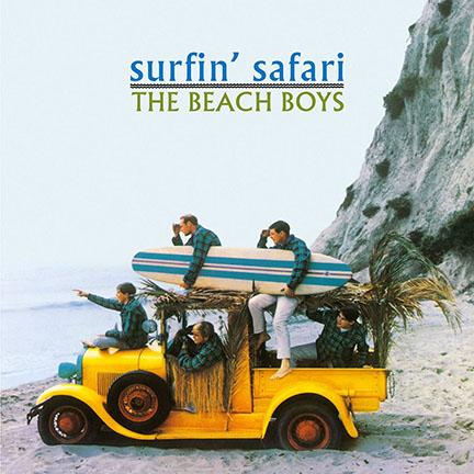 Beach Boys/SURFIN SAFARI & CANDIX LP