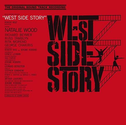 L. Bernstein/WEST SIDE STORY (180g) LP