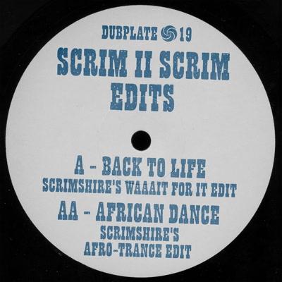 """Scrimshire/SCRIM II SCRIM EDITS 12"""""""