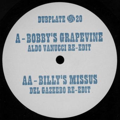 "Aldo Vanucci/BOBBY'S GRAPEVINE 7"""
