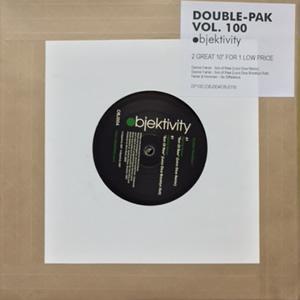"Objektivity/DOUBLE PAK VOL 100 D10"""