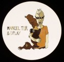 "Manuel Tur & Dplay/REST YOUR SENSES 12"""
