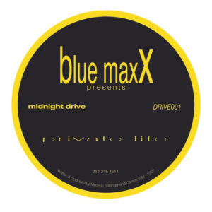 Blue Maxx/PRIVATE LIFE 12""