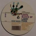 """Larry Fives/LENTIL BLOCK 12"""""""