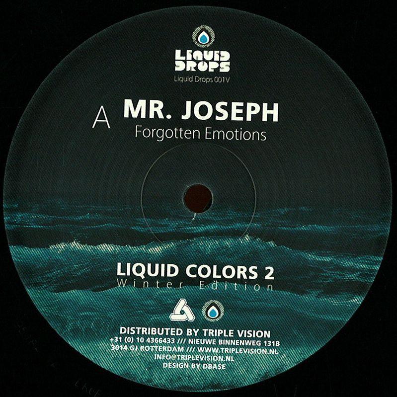 "Mr. Joseph/FORGOTTEN EMOTIONS 12"""