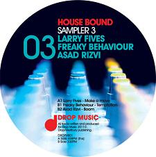 Various/HOUSE BOUND SAMPLER 3 12""