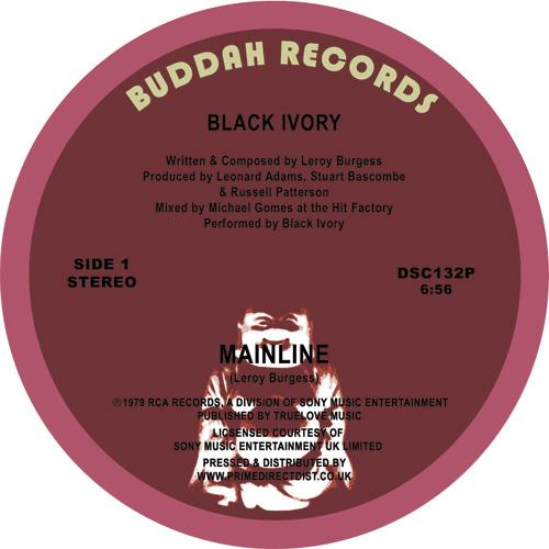 "Black Ivory/MAINLINE 12"""