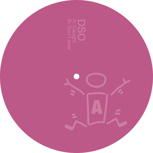 """Kelis/CAUGHT OUT THERE (DSO REMIX) 12"""""""