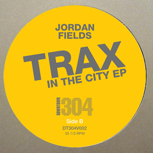 Jordan Fields/TRAX IN THE CITY EP 12""