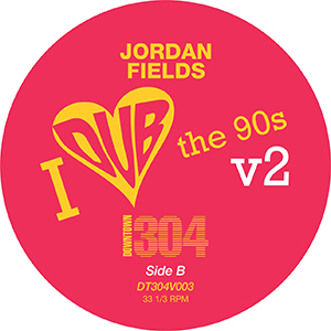 "Jordan Fields/I DUB THE 90""S VOL 2 12"""
