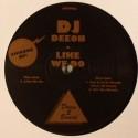 "DJ Deeon/LIKE WE DO 12"""