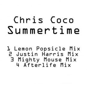 "Chris Coco/SUMMERTIME REMIXES 12"""
