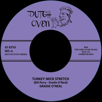 Dutch Oven/SPLIT SINGLE VOL. 5 7""