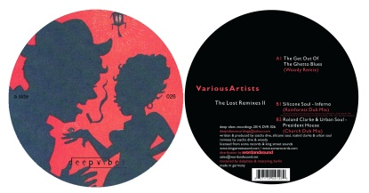 """Various/THE LOST REMIXES 12"""""""