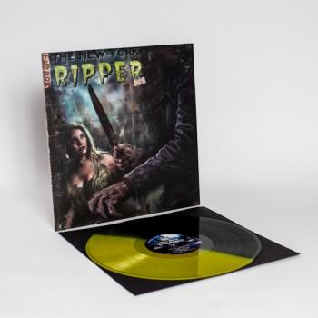 Francesco De Masi/NEW YORK RIPPER OST LP
