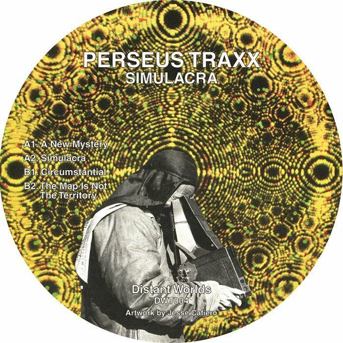 "Perseus Traxx/SIMULACRA 12"""