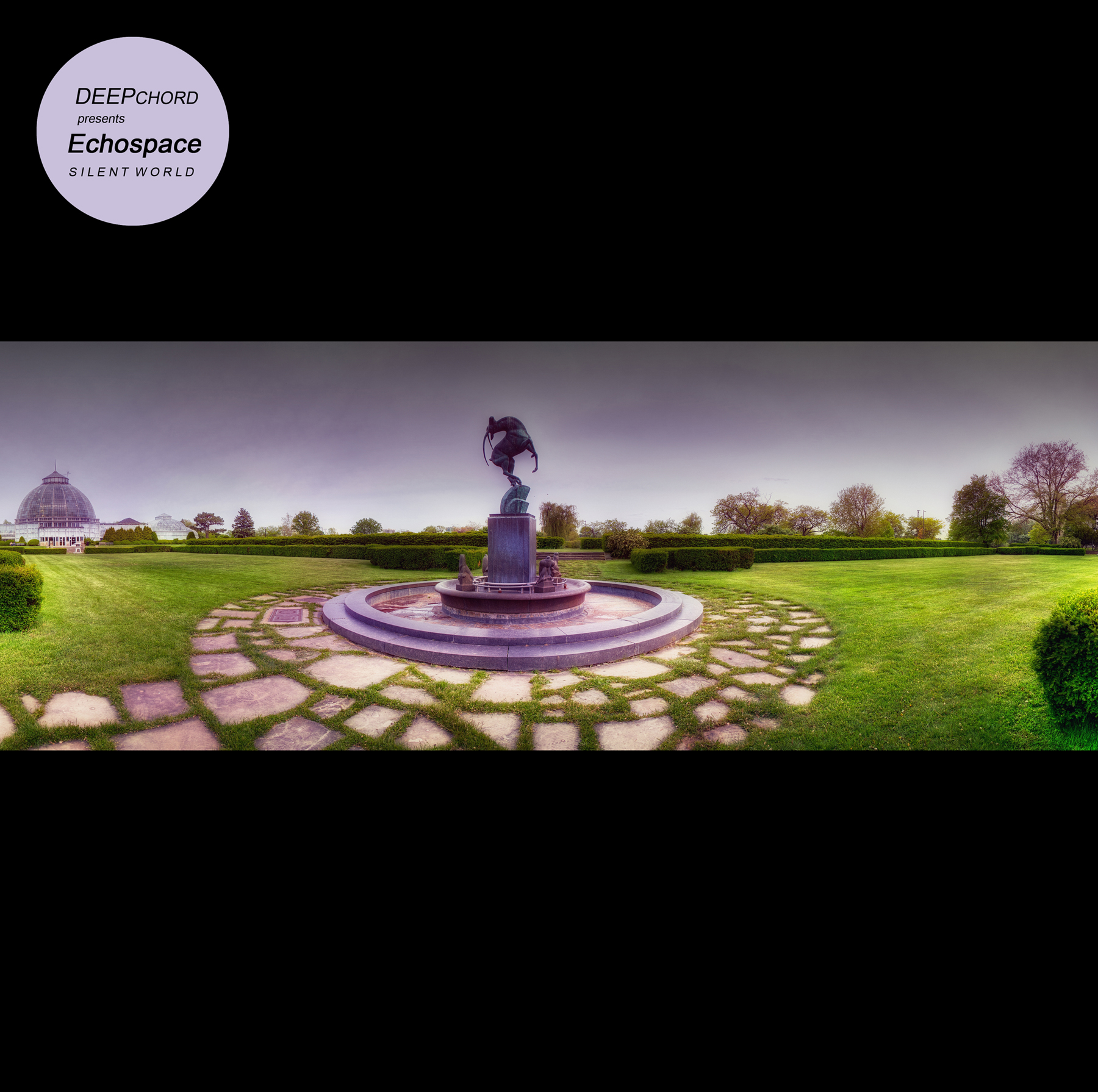 Echospace/SILENT WORLD CD