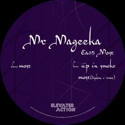 "Mr. Mageeka/MOST 12"""