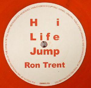 "Ron Trent/HI LIFE JUMP (1-SIDED) 12"""