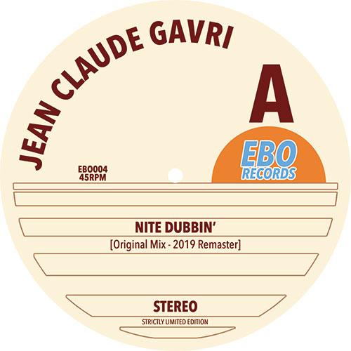 """Jean Claude Gavri/NITE DUBBIN': 2019 12"""""""
