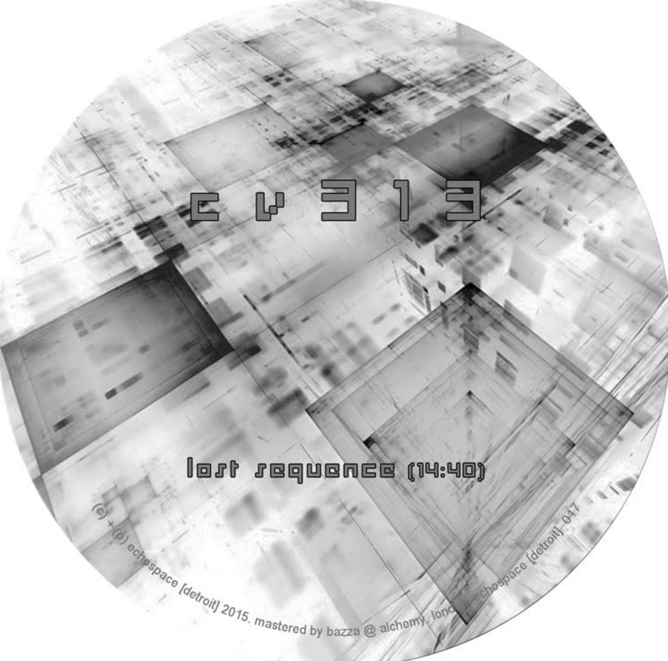 """CV313/LOST SEQUENCE 12"""""""