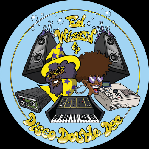 Ed Wizard & D.D.D./BODY MUSIC EP 12""