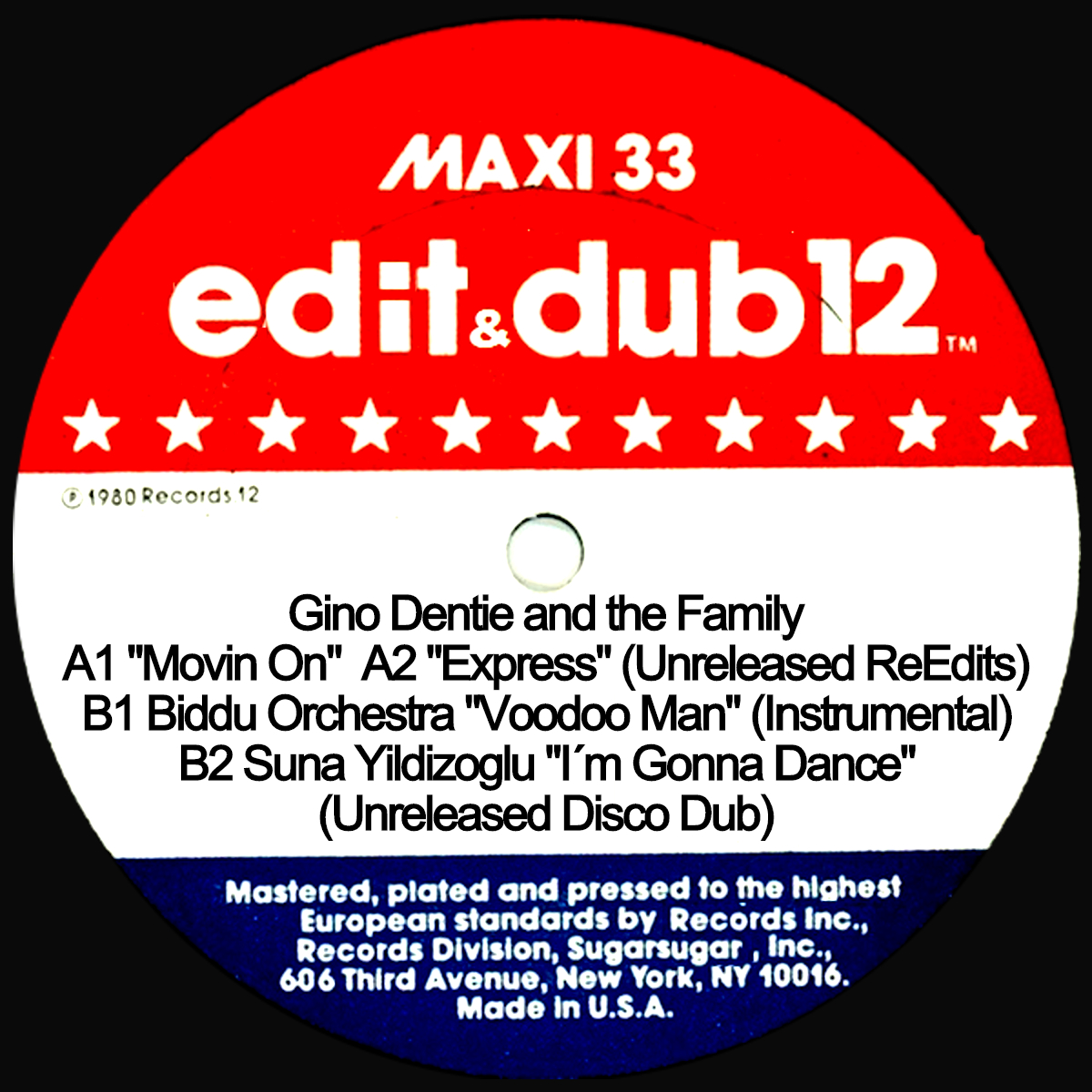 "Edit & Dub/#12 MOVIN ON 12"""