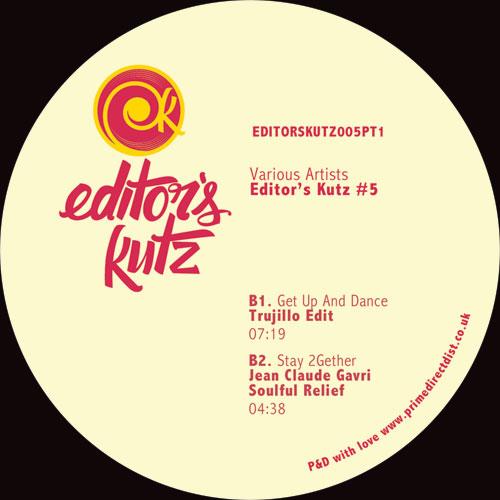 """Editors Kutz/VOL. 5 - PT. 1 12"""""""