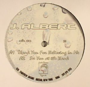 """J. Albert/THANK YOU FOR BELIEVING... 12"""""""