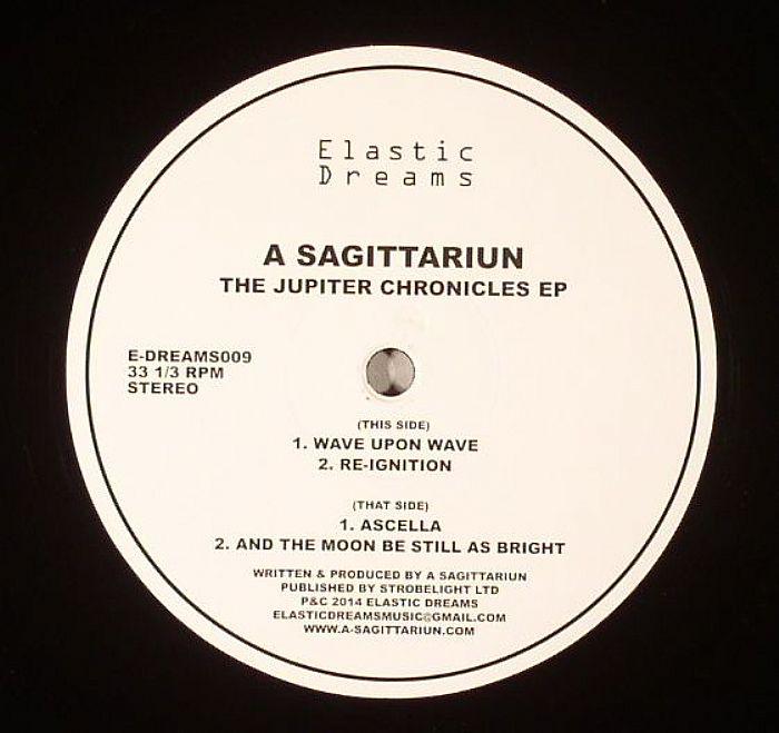 "A Sagittariun/THE JUPITER CHRONICLES 12"""