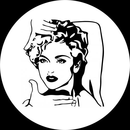 """Madonna/HUNG UP (MINIMAL REMIX) 12"""""""