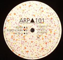 "Arp.101/FLUSH 12"""