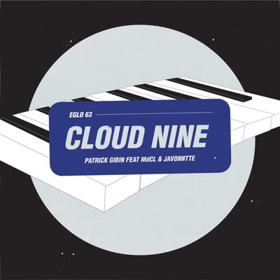 "Patrick Gibin/CLOUD NINE 12"""