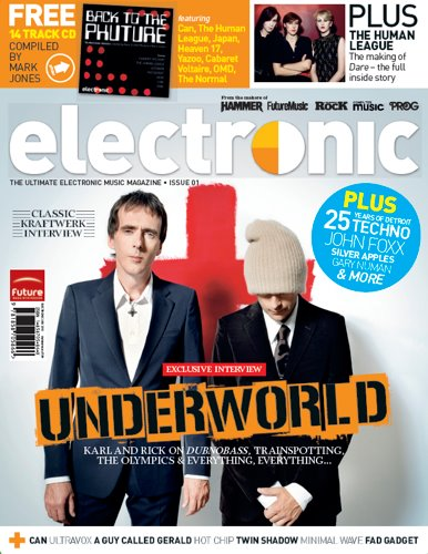 Electronic/MUSIC MAG VOLUME 1 + CD