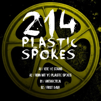 "214/PLASTIC SPOKES 12"""