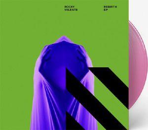 "Rocky Valente/REBIRTH EP D12"""