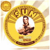 "Elvis Presley/SUN SINGLES 5x7"" BOX SET"