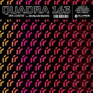 """Quadra 163/SPIN COASTER-OSUNLADE RMX 12"""""""