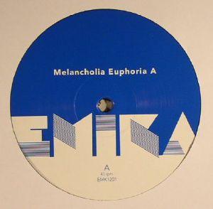"""Emika/MELANCHOLIA EUPHORIA 12"""""""