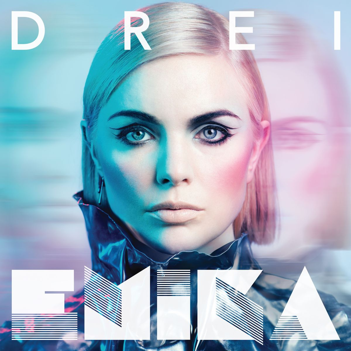 Emika/DREI LP
