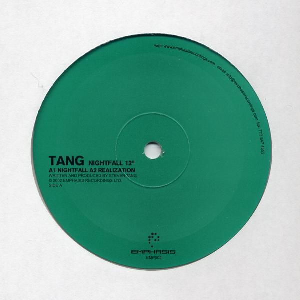 """Steven Tang/NIGHTFALL EP 12"""""""
