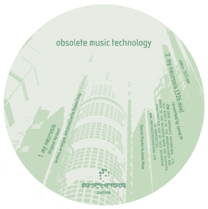 Obsolete Music Tech/MY NEUROSIS 12""